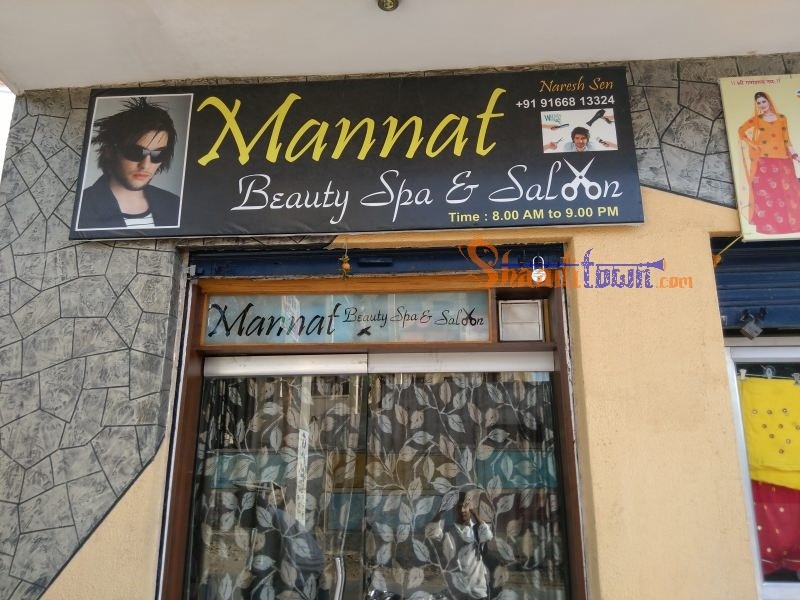 Mannat Beauty Spa and Saloon 1