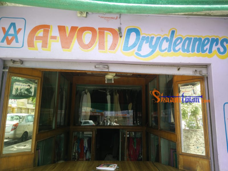 A-Von drycleaners