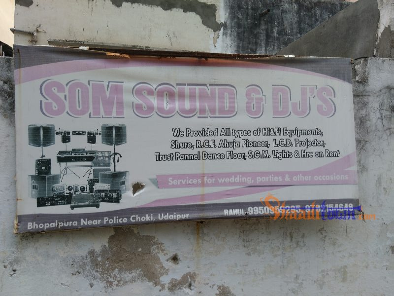 Som sound and dj