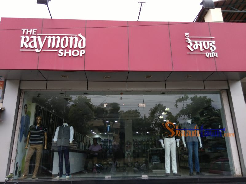 The Raymond shop 7