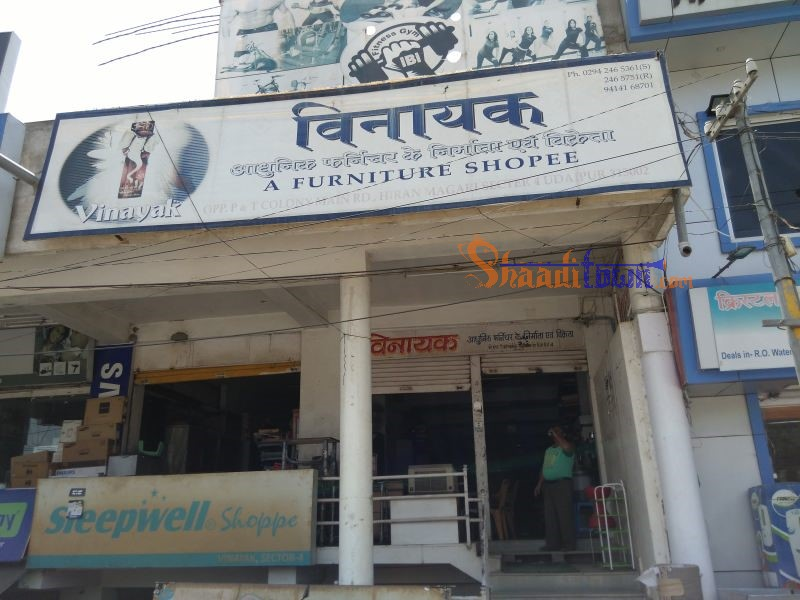 Vinayak Furniture Shop
