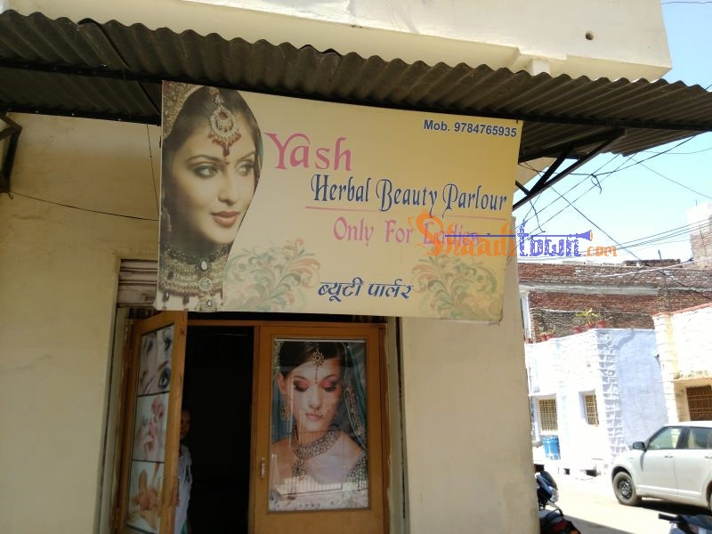 yash herbal beauty parlour 1