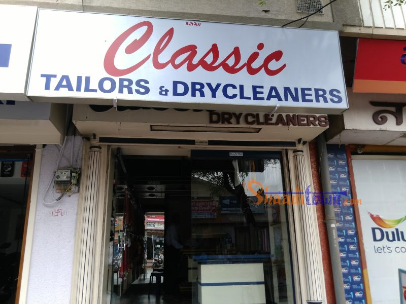 Classic tailors and drycleaners udaipur 2