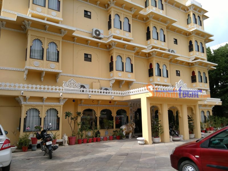 Hotel Dream palace udaipur 2