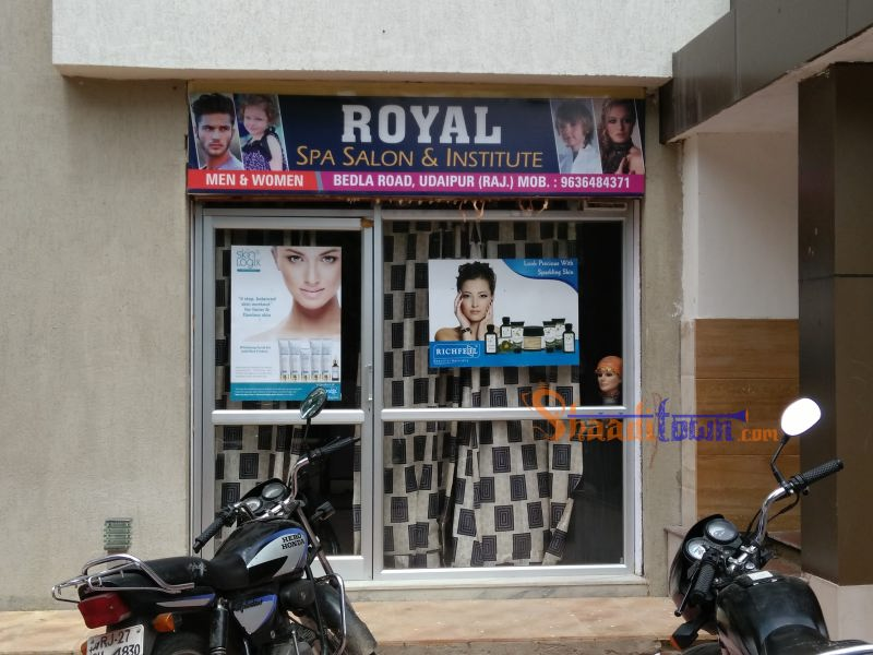 Royal spa and salon udaipur