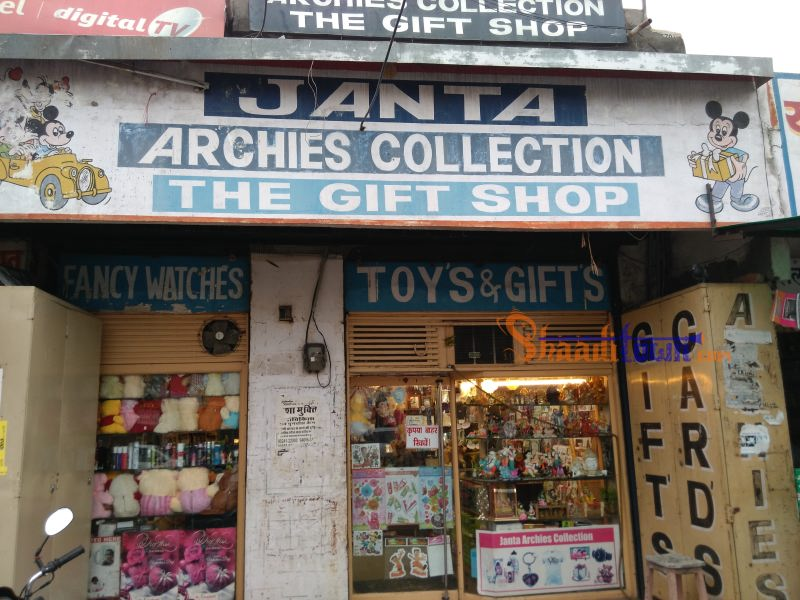janta archies collection gift shop