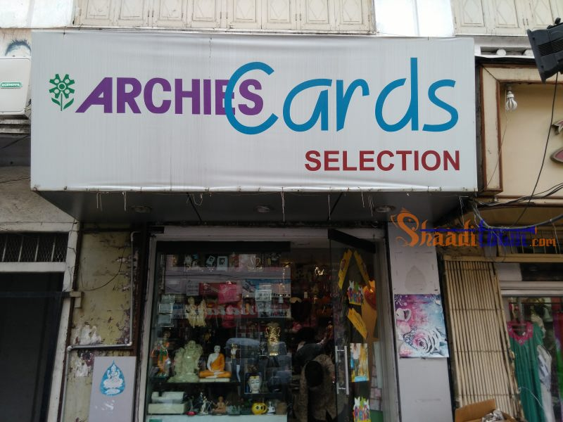 Archies cards
